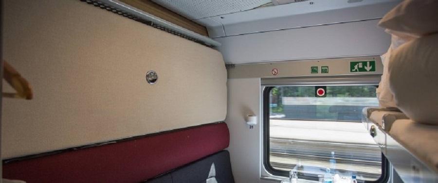 Поезд-отель запустят в Ростовскую область