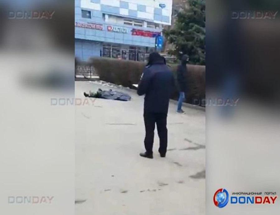 В районе старого автовокзала в Ростове нашли труп мужчины