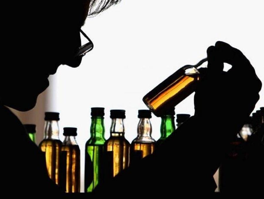 Год «строгача» за кражу виски из супермаркета