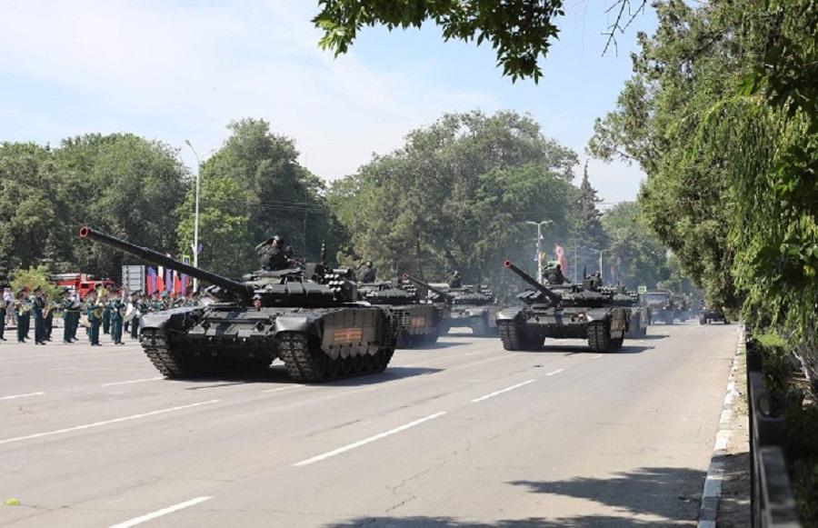 Рассказали в каких городах 9 мая пройдут Парады Победы