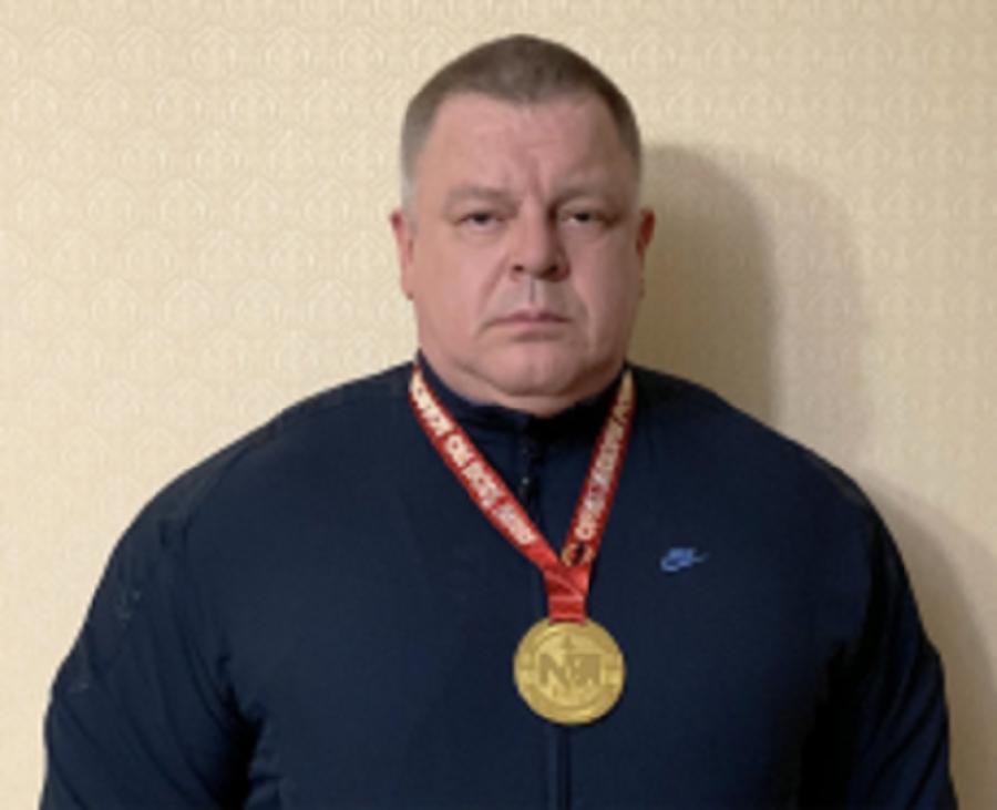 Дончанин установил новый мировой рекорд