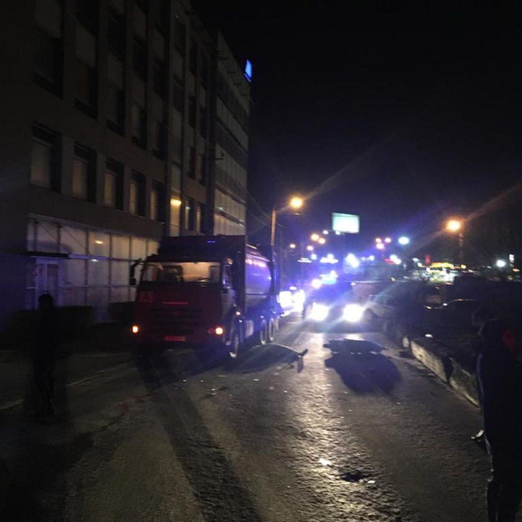 15-летняя девочка погибла в ДТП с мусоровозом