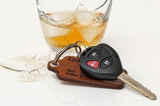 Наказание за вождение в пьяном виде будет ужесточено