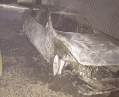 В Каменске задержали двоих поджигателей автомобиля судьи
