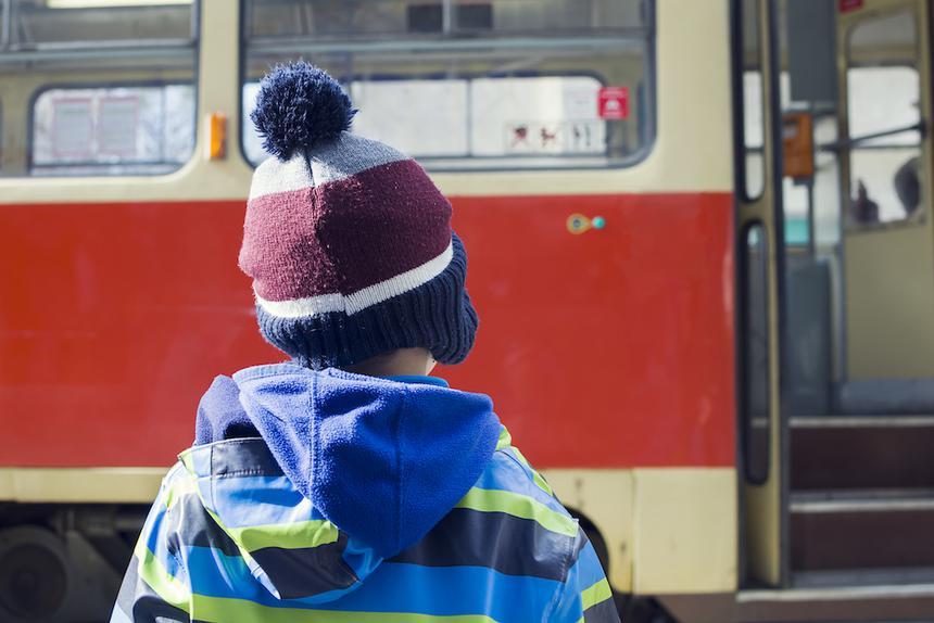 Как накажут за высадку детей из транспорта