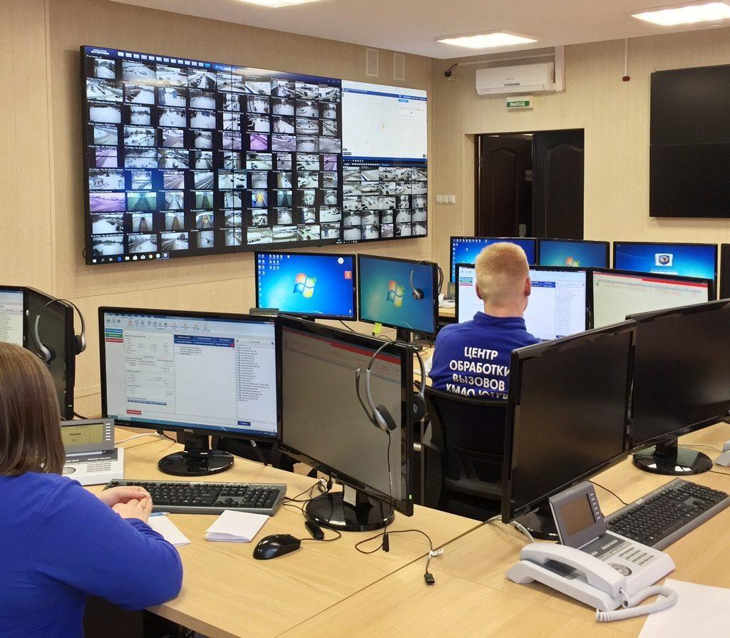 В Каменске проверили работу аппаратно-программного комплекса «Безопасный город»
