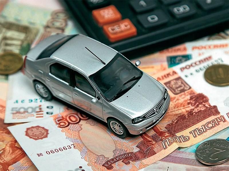 Об отмене транспортного налога внесли в Госдуму