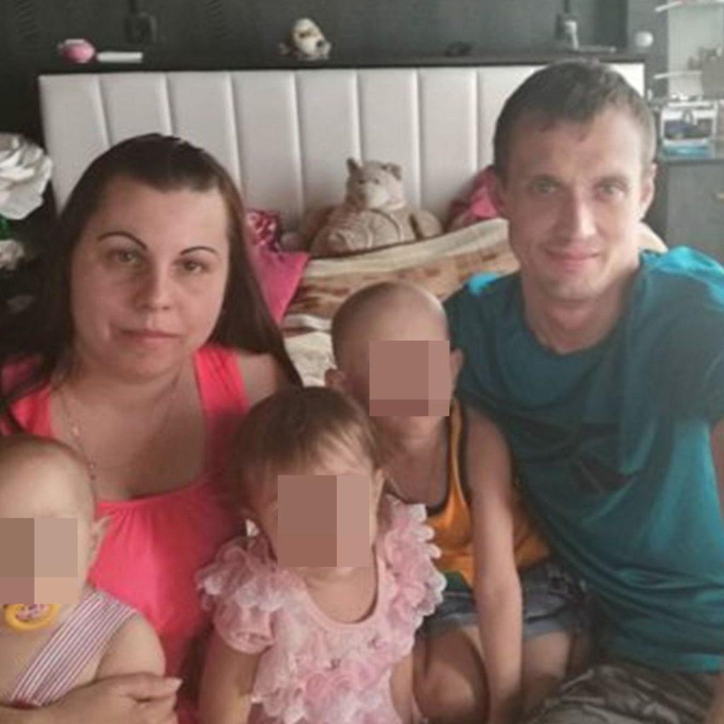 На Дону многодетная семья попала в серьезную аварию