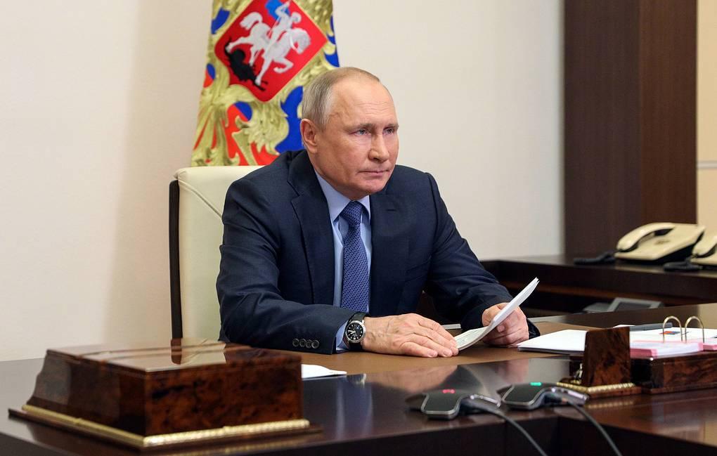 «Зубы выбьем»: Путин о попытках «покусать» Россию