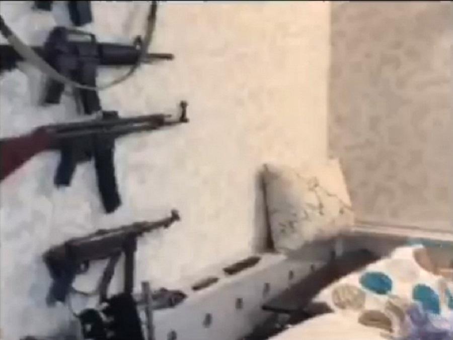 ликвидировали три подпольные оружейные мастерские