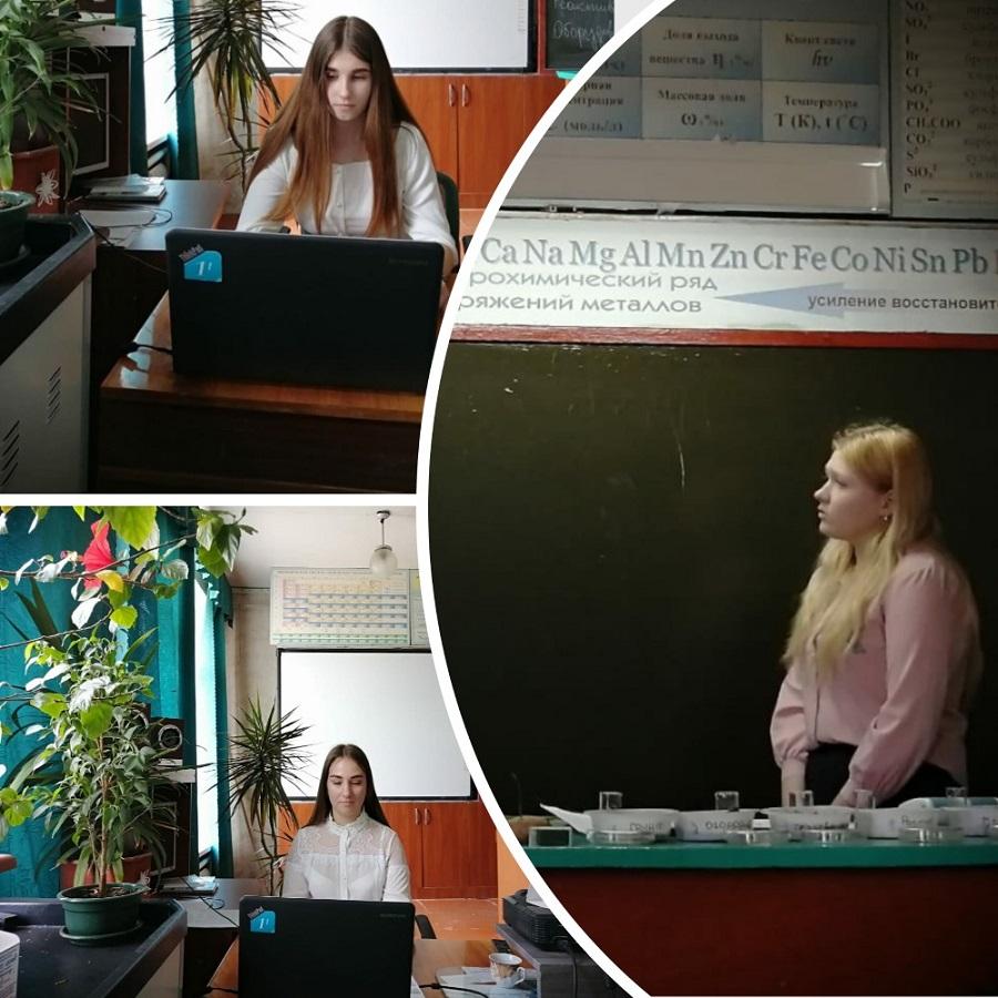 Успехи юных исследователей