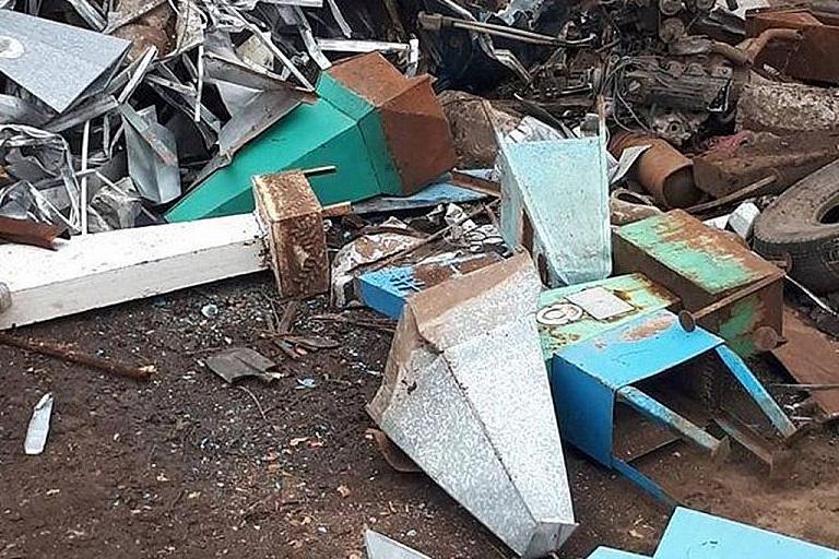 На Дону кладбищенские воры сдавали на металлолом памятники и оградки