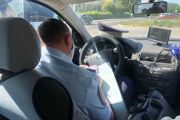 20 пьяных водителей инспекторы остановили за майские праздники