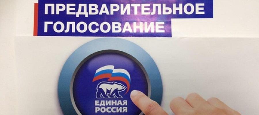 предварительное голосование кандидатов