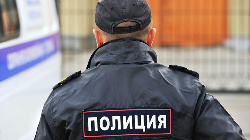 В Волжском полиция разыскивает мужчину выстрелившего в детей возле школы