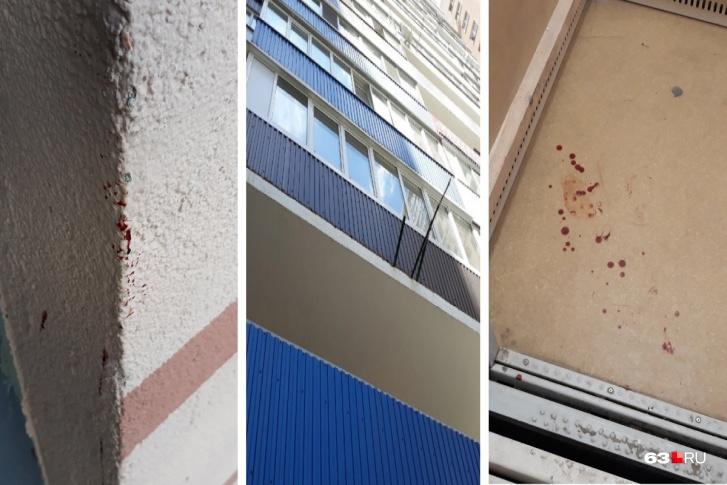 Мать выбросила 3-летнюю дочь с балкона