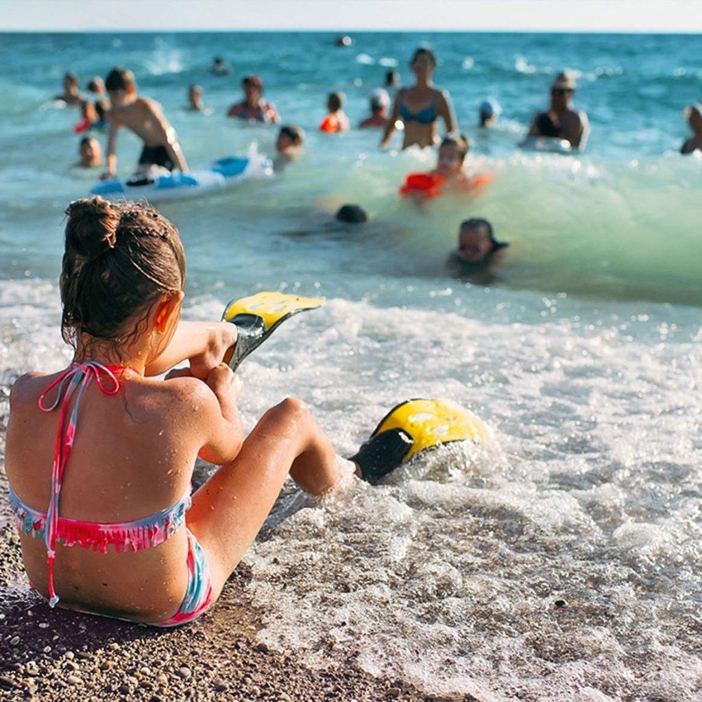 Для отдыха с детьми предложили альтернативы в Сочи и Крыму
