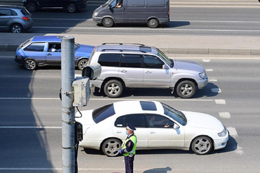 Новый штраф за превышение скорости