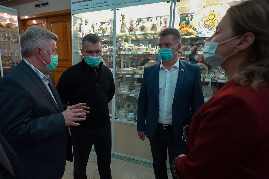 музей Азов